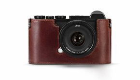 Leica Leica Protector CL, leather, brown