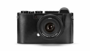 Leica Leica Protector CL, leather, black