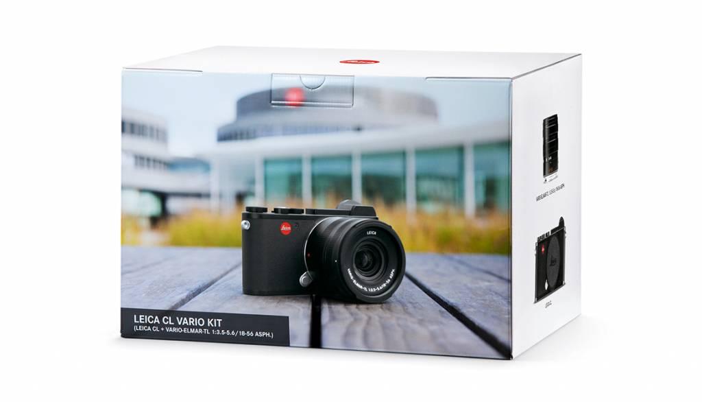 Leica CL VARIO Kit 18-56mm