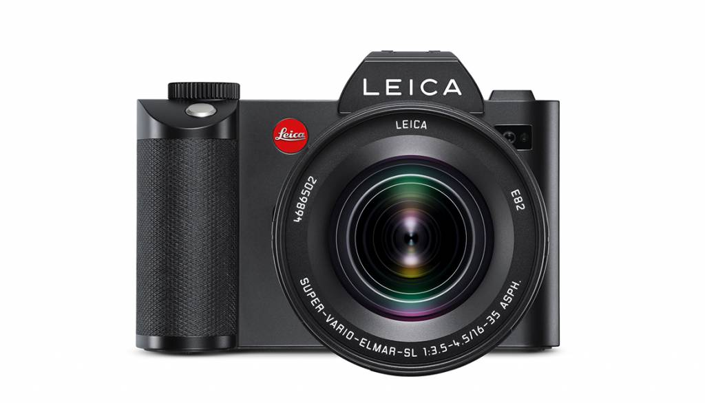 Leica SUPER-VARIO-ELMAR-SL 16-35mm f/3.5-4.5  ASPH., black