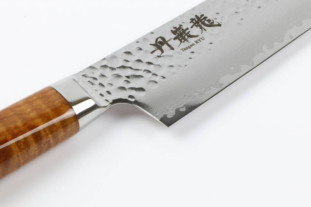 Ryusen Tanganryu Maple Gyuto 210 mm TG-602