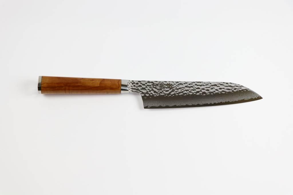 Ryusen Tanganryu Maple Santoku 170 mm TG-604