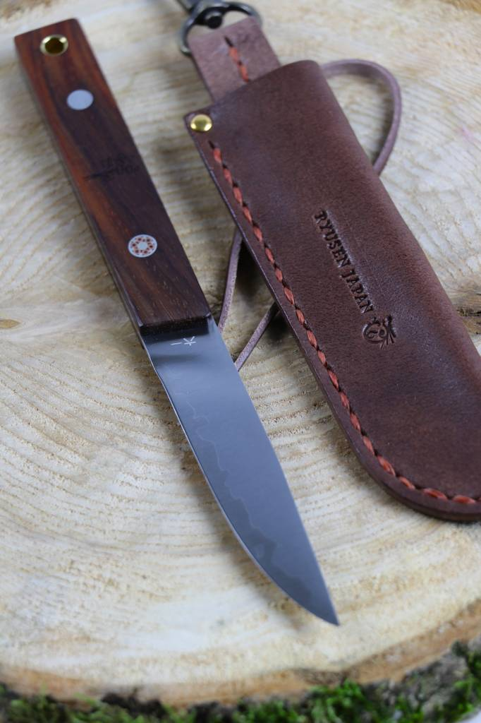 RYUSEN Jonnie Boer Nature knife limited edition