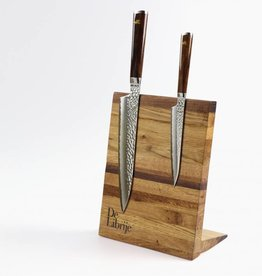 Ryusen Jonnie Boer Walnut Knife set ( 2 items ) incl. Magnet
