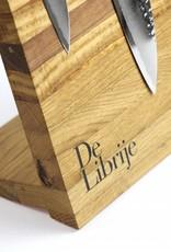 RYUSEN Jonnie Boer Walnut Knife set ( 4 items ) TG JB 702 + TG JB 707 + TG JB 710incl. Magnet