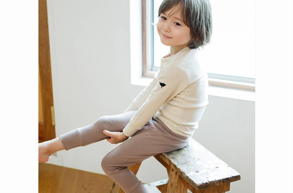 "Kokkacharm Loungewear Pyjama ""Soft Milk"""