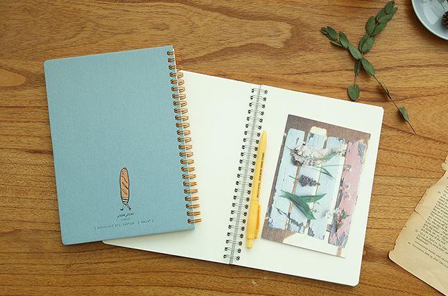 """Livework Zeichenbuch """"Baguette"""""""