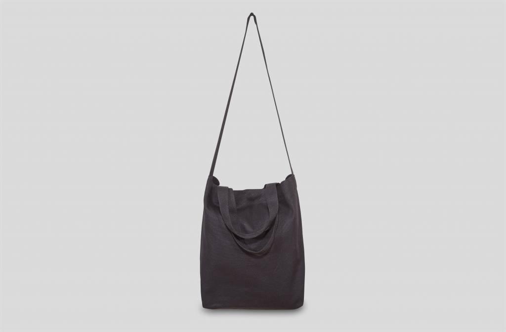 "42Avenue Kleine Canvas Tote Bag ""black"""