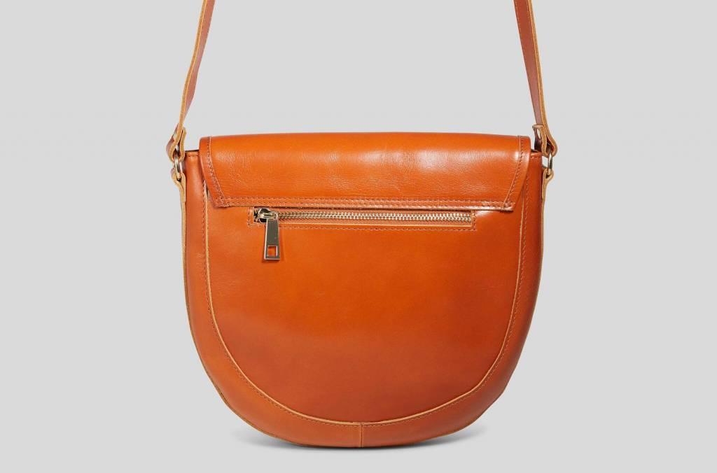 Braune Saddle Bag