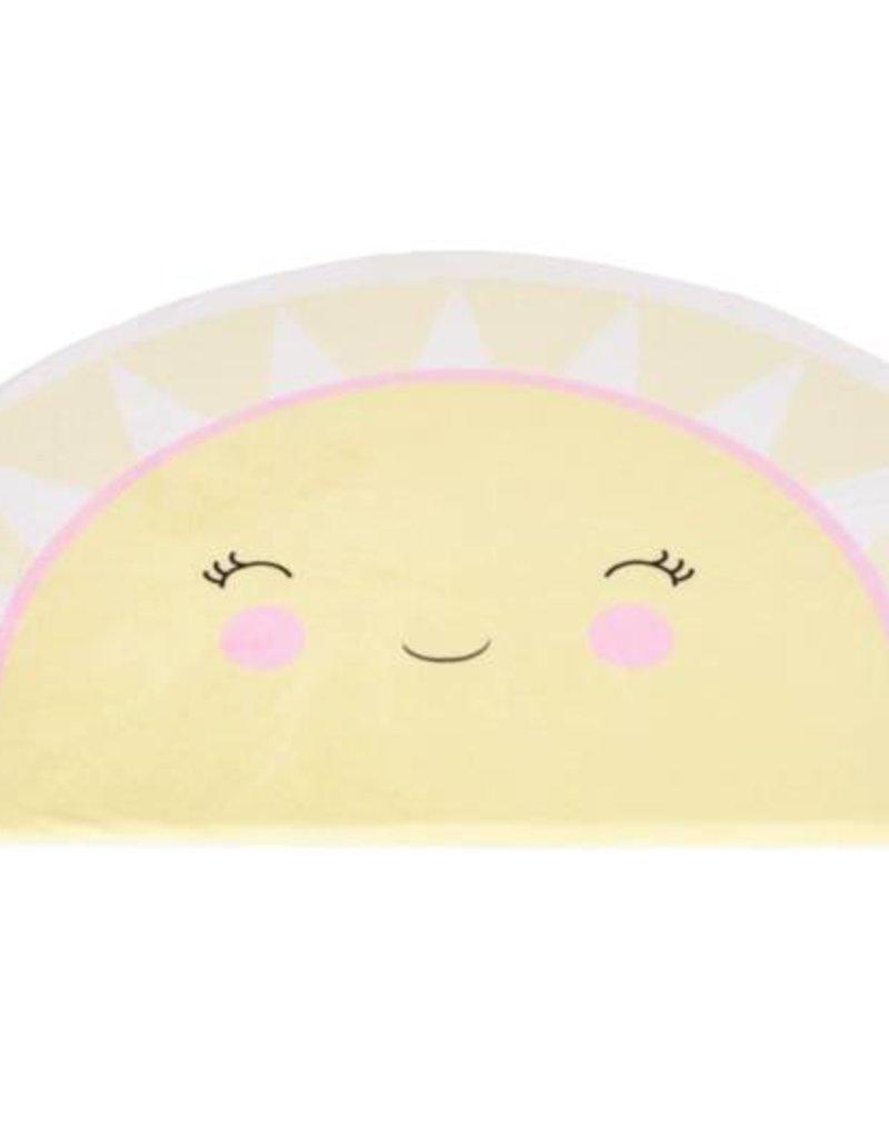 Spielmatte Sonne- für kuschelige Spielstunden