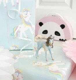 Geschenkpapier Miss unicorn