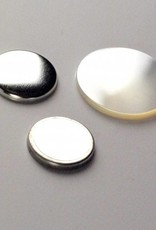 Magneetbutton onderdelensets 25mm (1 inch)