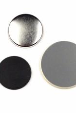 Flatback button onderdelensets 25mm (1 inch)