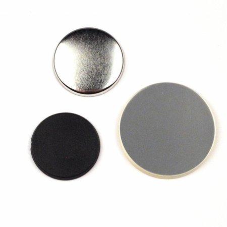 Flatback Button parts 25mm (1 inch)