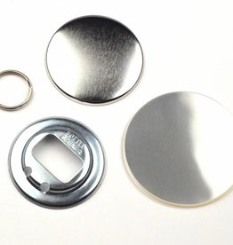 Bottle opener Button parts 56mm (2-1/4 inch)