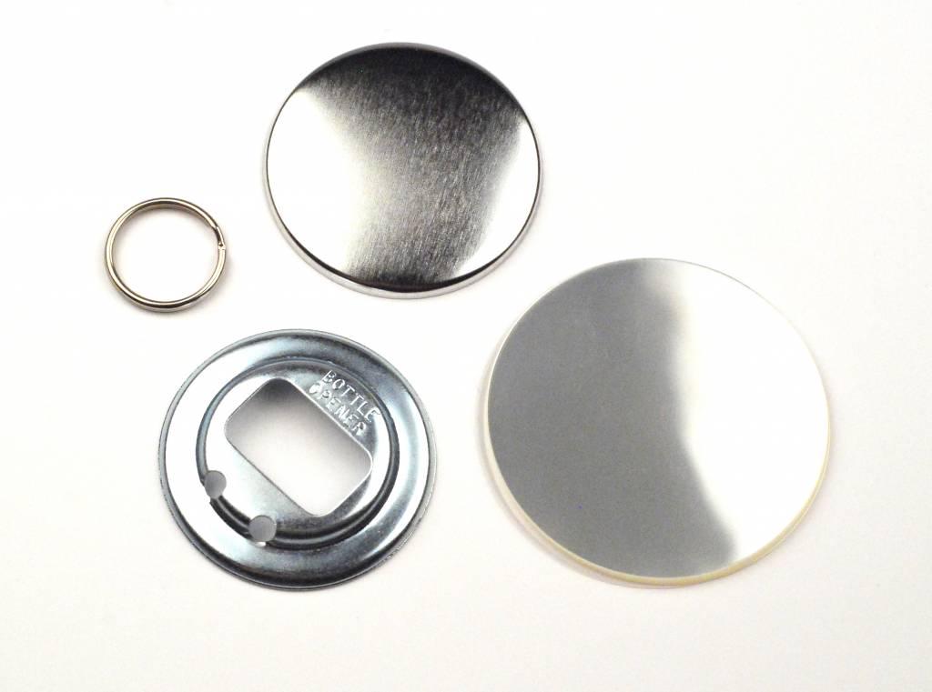 Flessenopener Button Onderdelenset, 56mm (2-1/4 inch)
