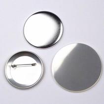 Button Onderdelenset, speld, 56mm (2 1/4 inch)