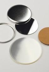 Mirror Button parts 56mm (2 1/4 inch)