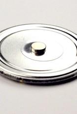 Tegenmagneet, rond 8mm