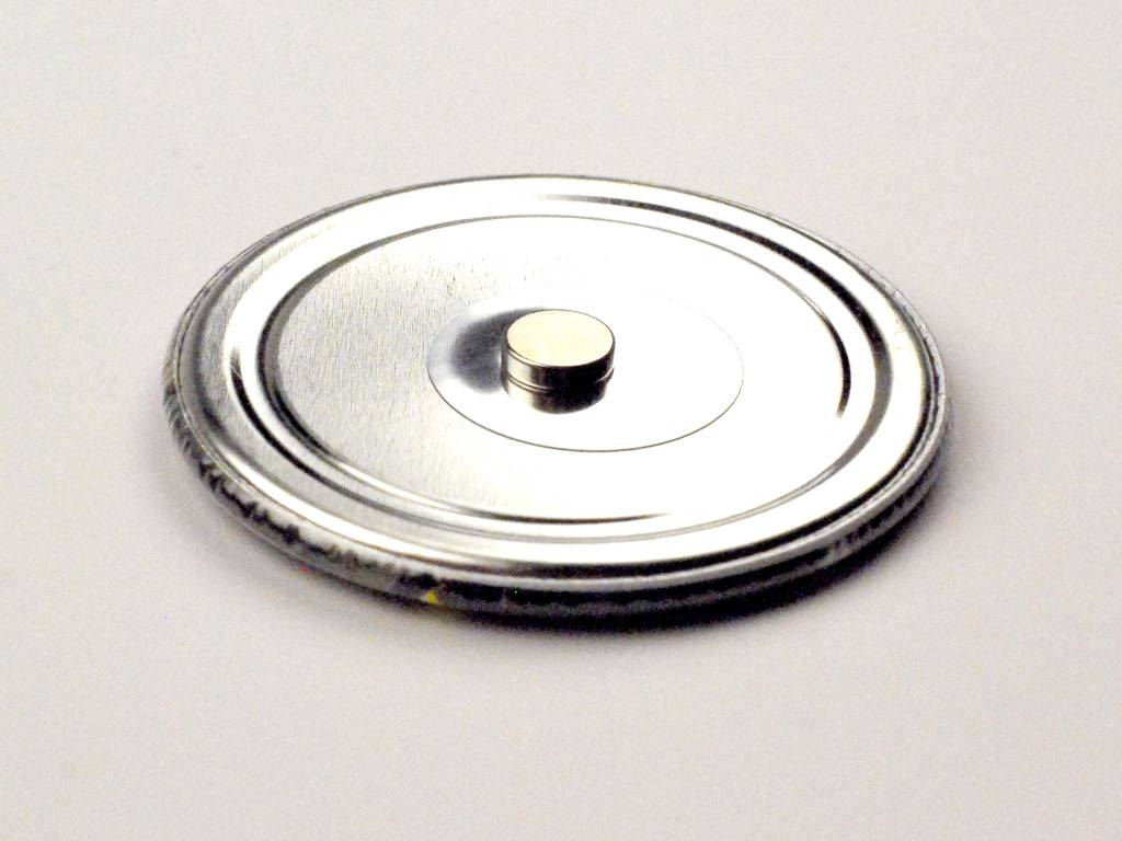 Counter Magnet, round 8mm