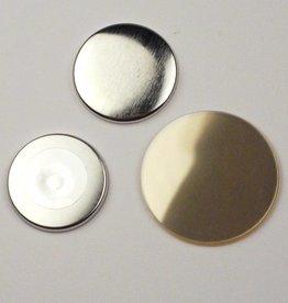 Magneetbutton onderdelensets 38mm (1 1/2 inch)