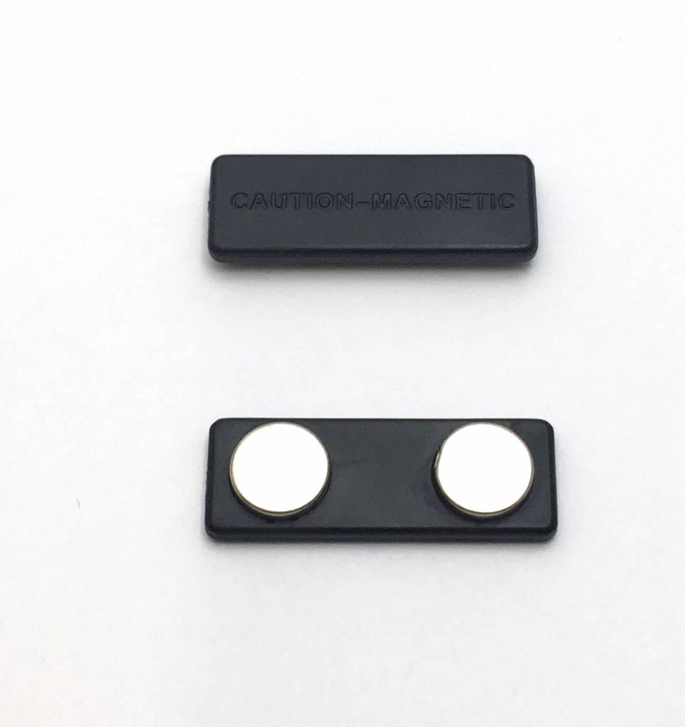 Dubbele Tegenmagneet, 33x12mm