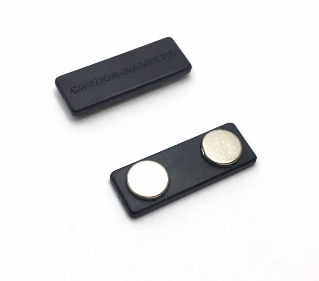 Double Counter Magnet, 33x12mm