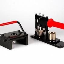 Buttonmachine & Snijder 25mm (1 inch) - Bundel