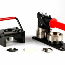 Buttonmachine & Snijder 75mm (3 inch) – Bundel