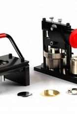 Button Machine & Punch  44mm (1 3/4 inch) - Bundle