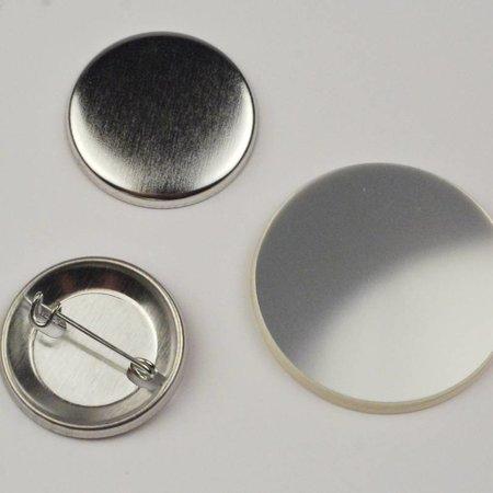 Button Onderdelenset, speld, 32mm (1 ¼ inch)