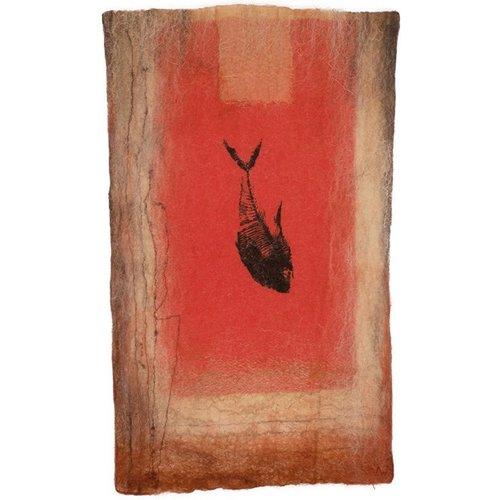 Valerie Wartelle Red Fossil
