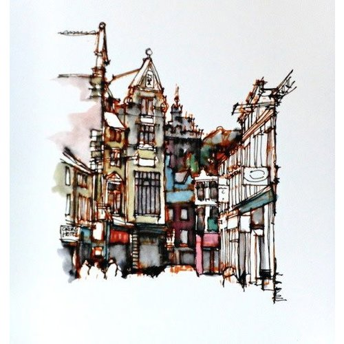 Colin Binns Roofscape