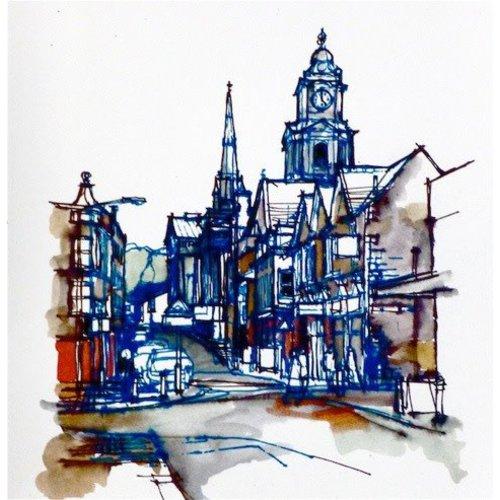 Colin Binns Copy of Street Montage
