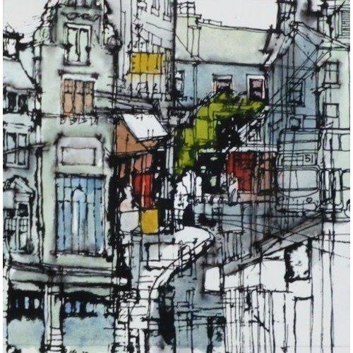 Colin Binns Copy of Streetscape 2