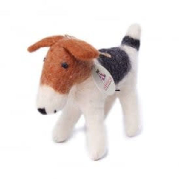 Fox Terrier Toy