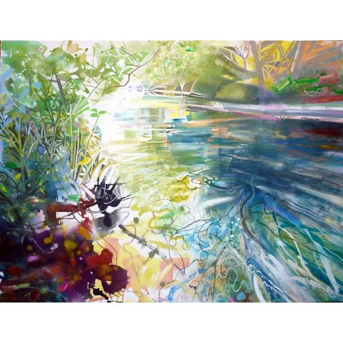 David Wiseman Pitshanger Riverside Sommer