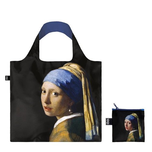 Loqi Girl with a Pearl Earring