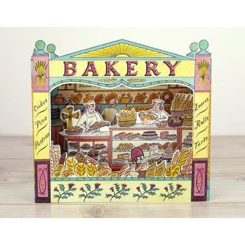 Art Angels Bakery Pop up Shop card