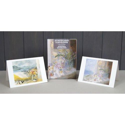 Art Angels Winifred Nicholson Notecards