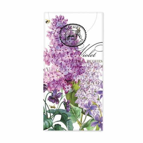 Michel Design Works Copy of Indigo Cotton 10 Pocket Tissues