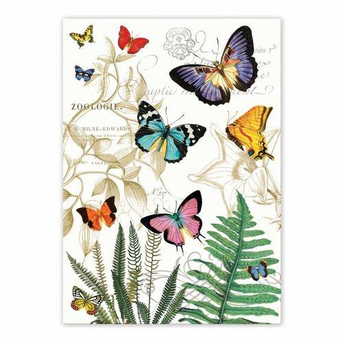Michel Design Works Papillon Geschirrtuch