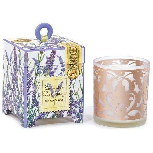 Michel Design Works Lavendel-Rosmarin 6,5 oz. Soja-Wachskerze