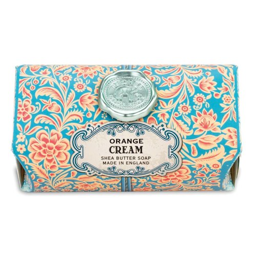 Michel Design Works Orange Cream  Large Soap Bar