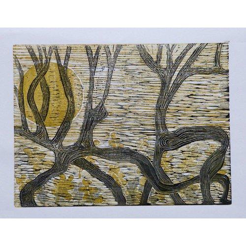 Anita J Burrows Copy of Copy of Towards the Widdop Gate - Woodcut