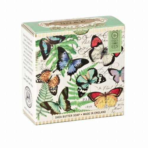 Michel Design Works Butterflies Little Shea Soap