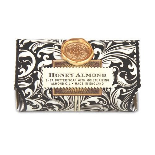 Michel Design Works Honey Almond Large Soap Bar