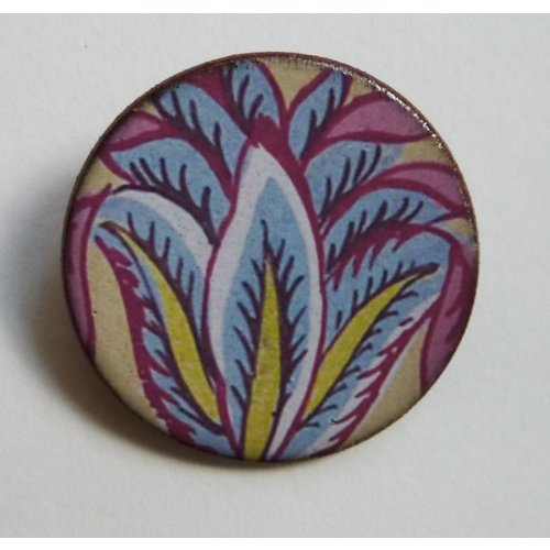 Stockwell Ceramics Copy of Fan Warner  brooch