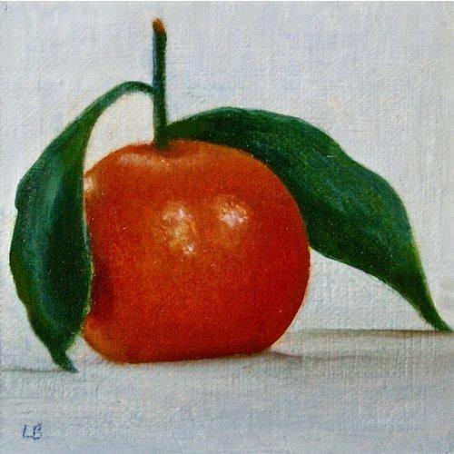 Linda Brill Copy of Blue and Orange