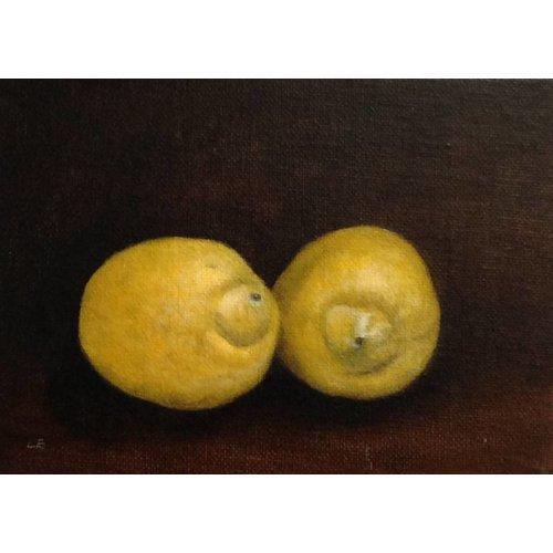 Linda Brill Zwei Zitronen